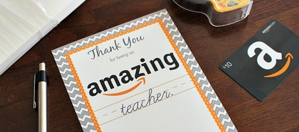 Teacher and student discounts for Amazon!